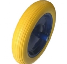 PU1075 FLAT FREE WHEELS