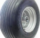 PU1069 FLAT FREE WHEEL TIRES