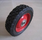 SR1102A SOLID RUBBER WHEEL