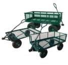 Garden wagon cart