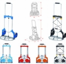 HT1589A foldable hand trolley